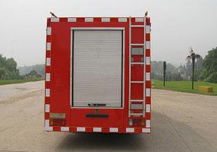 南京小型抢险救援消防车