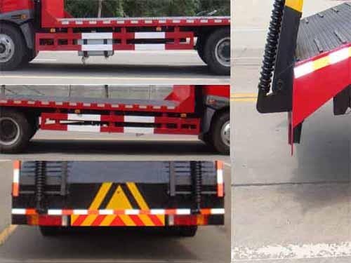 解放12吨平板运输车