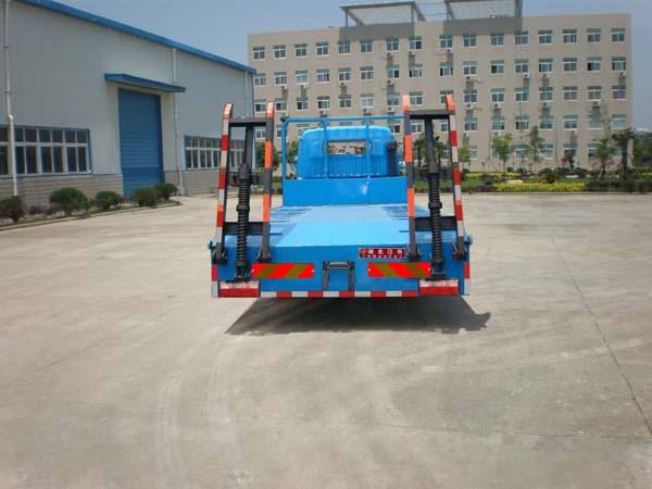 东风145平板运输车