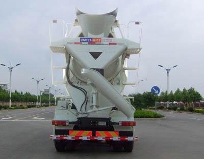 中集混凝土搅拌运输车(10-12立方)