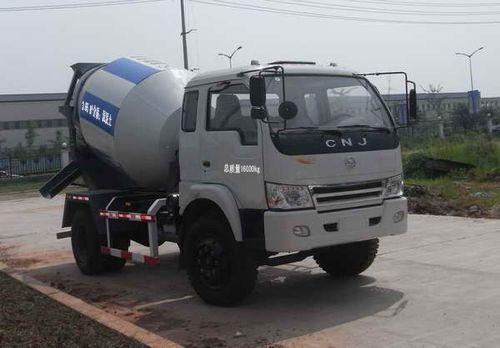 南骏混凝土搅拌运输车(6立方)