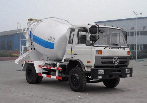 东风混凝土搅拌运输车(8-10立方)