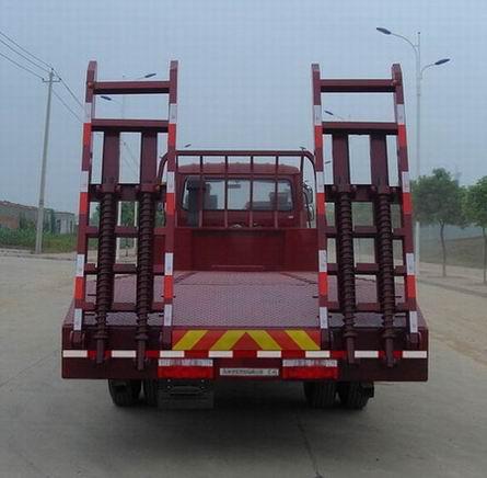 东风153平板运输车