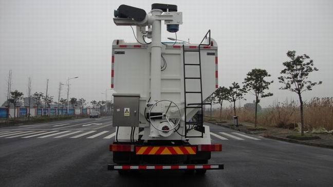 解放散装饲料运输车