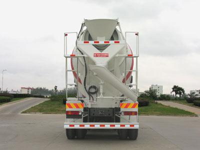 豪沃混凝土搅拌运输车(12-14立方)