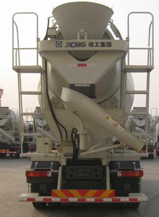 徐工混凝土搅拌运输车(12立方)