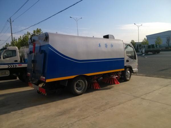 江淮扫路车 (4)