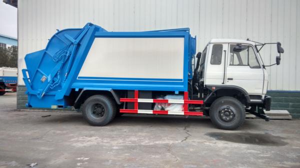东风145压缩式垃圾车 (1)