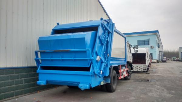 东风145压缩式垃圾车 (3)