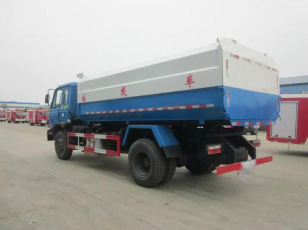 東風153掛桶式垃圾車 (3)
