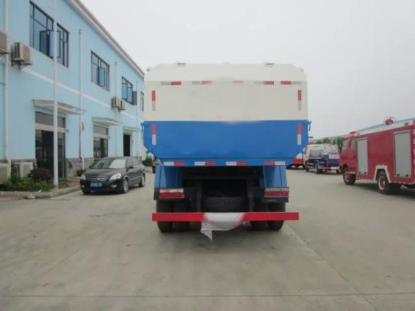 東風153掛桶式垃圾車