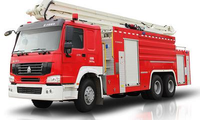 消防车视频