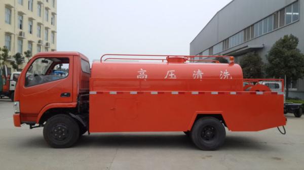 東風勁卡高壓清洗車 (2)