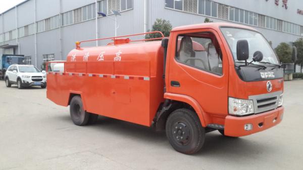 東風勁卡高壓清洗車 (4)