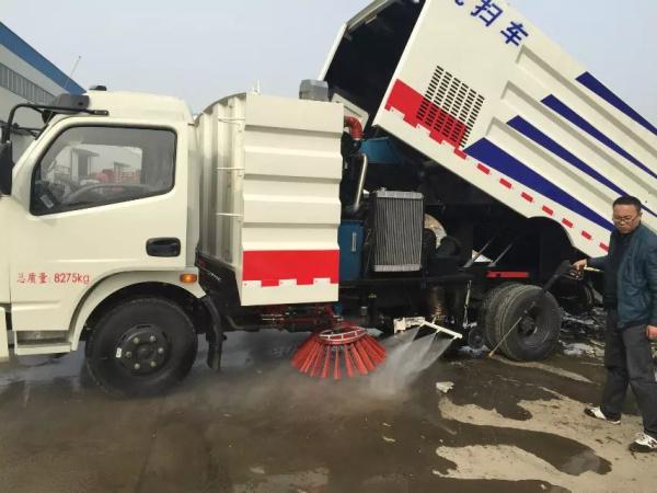 东风 多利卡洗扫车 (2)