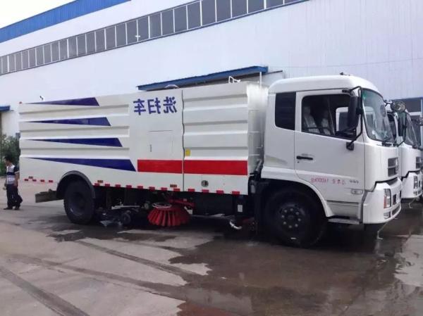 東風天錦 洗掃車6