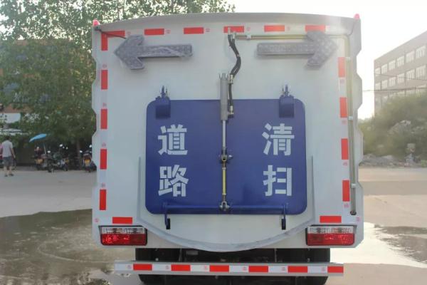 東風天錦 洗掃車8