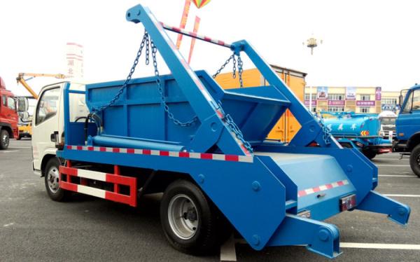 東風銳鈴擺臂式垃圾車 (3)