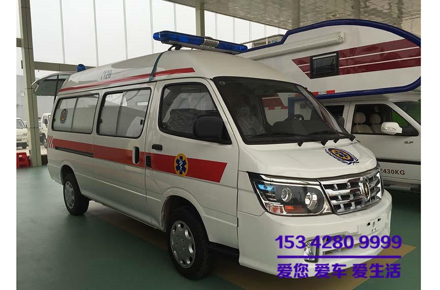 金杯小海狮救护车/15342809999