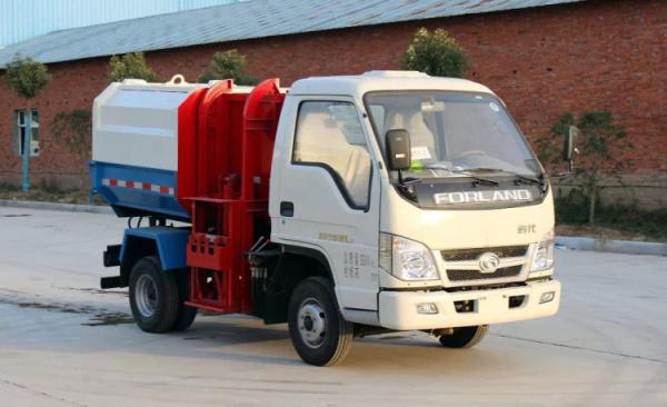 时代中驰挂桶式垃圾车 (3)