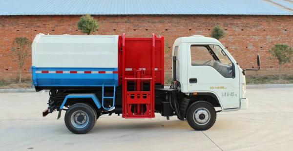 时代中驰挂桶式垃圾车 (4)