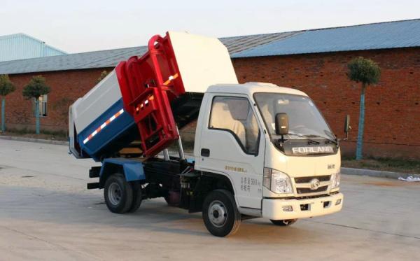时代中驰挂桶式垃圾车 (1)