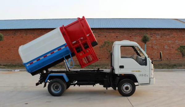 时代中驰挂桶式垃圾车 (5)