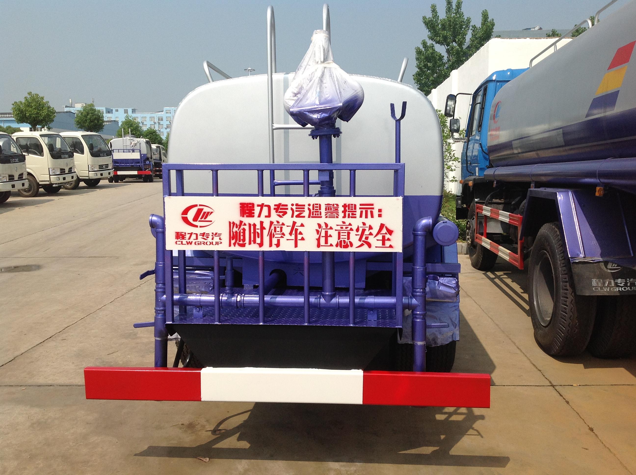 小多利卡5吨洒水车