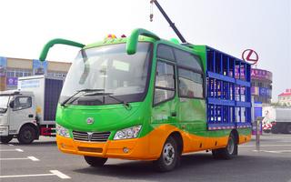 楚风养蜂车图片