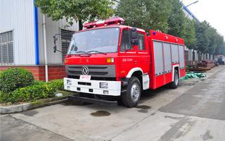 东风153消防车