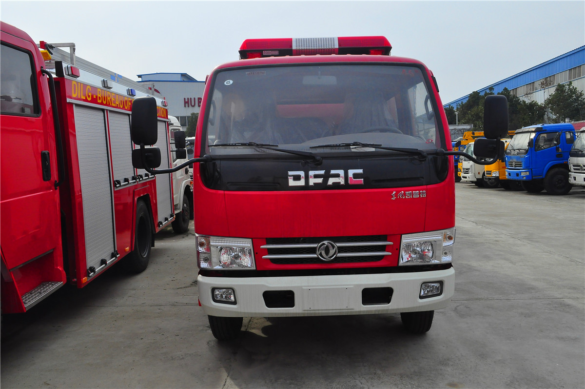 东风凯普特消防车(江南)