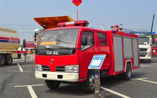 东风水罐消防车(江南)图片