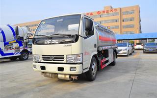 东风凯普特5.15方油罐车(楚胜)