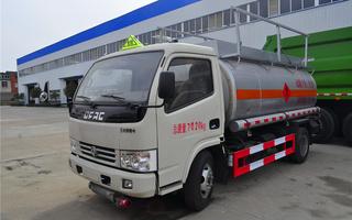 东风小多利卡4.8方加油车(合力)