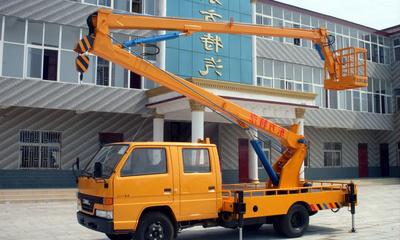成龙威高空作业车