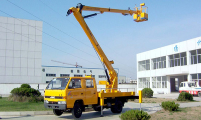 14米 16米 18米 20米 24米高空作业车