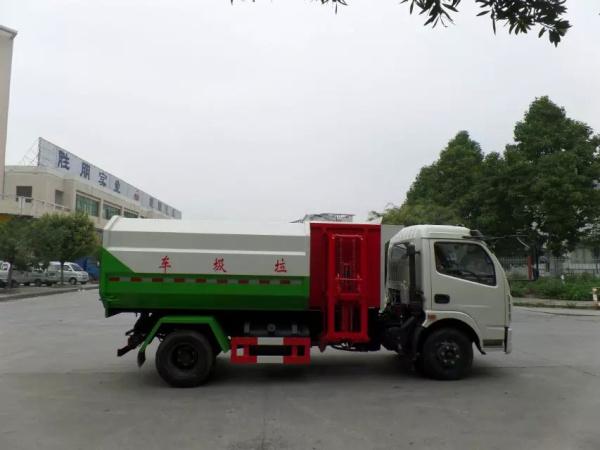 多利卡挂通垃圾车3
