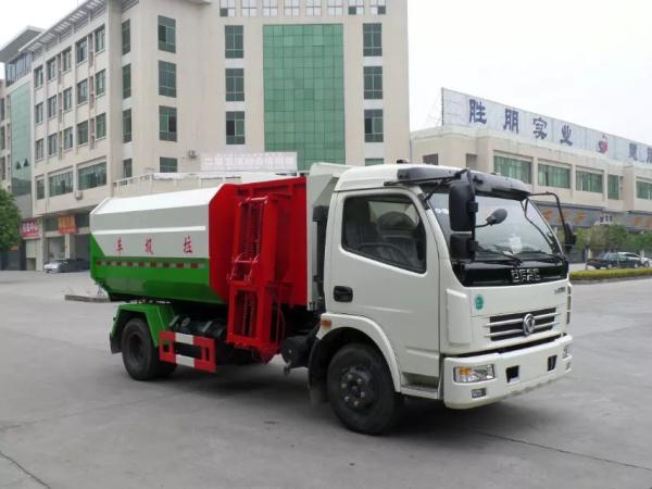多利卡挂通垃圾车4