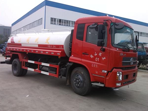 天锦洒水车(红)2