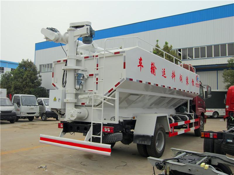 福田(30方/15吨)散装饲料运输车图片