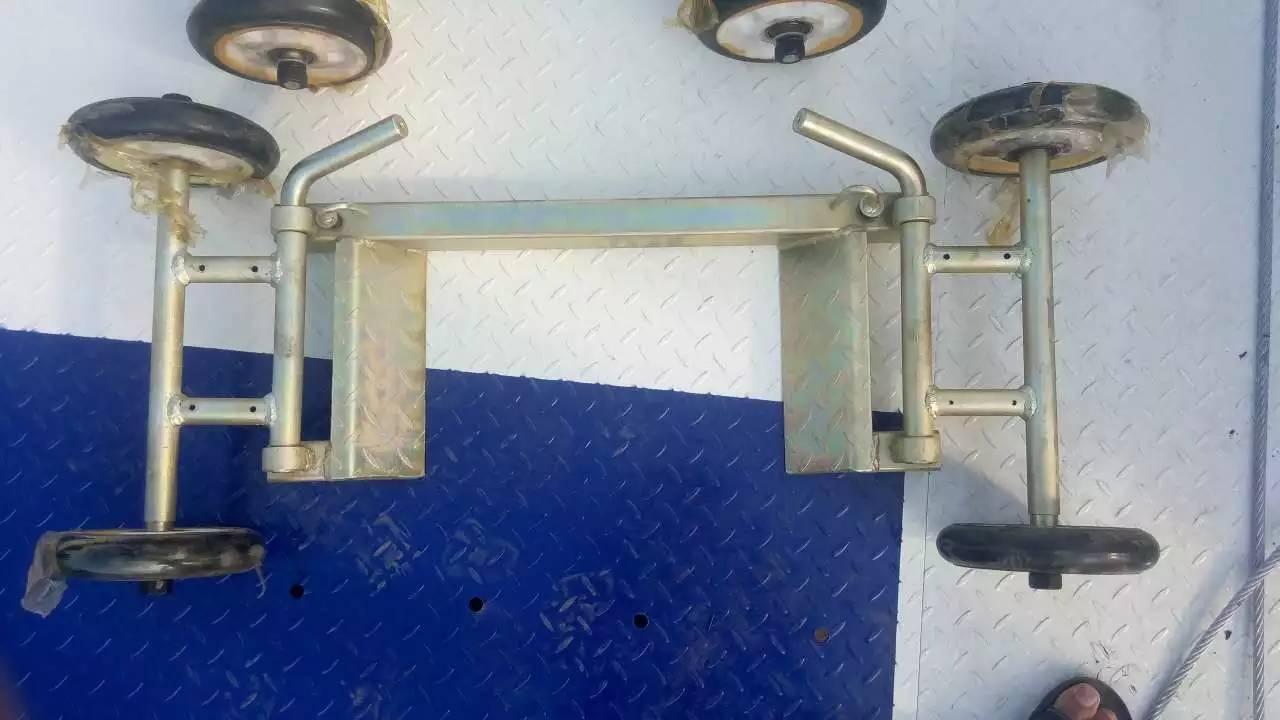 清障车配件之移车器图片