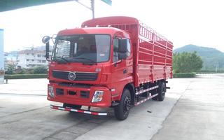 6.8米轻量化物流车吉利四川商用车有限公司生产图片
