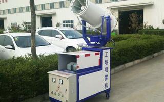 LM-40系列30米工地降尘喷雾机图片