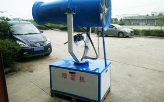 LM-60型45米降尘喷雾机图片