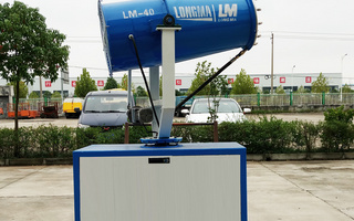 LM-40系列30米车载降尘喷雾机图片