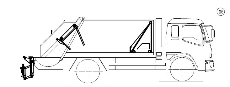 压缩式垃圾车 垃圾车 洒水车 厂家 图片 价格 湖北力威汽车有限公司