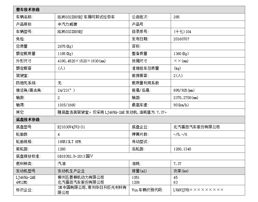 福田国Ⅴ小型澳门银河在线澳门银河在线厂家直销