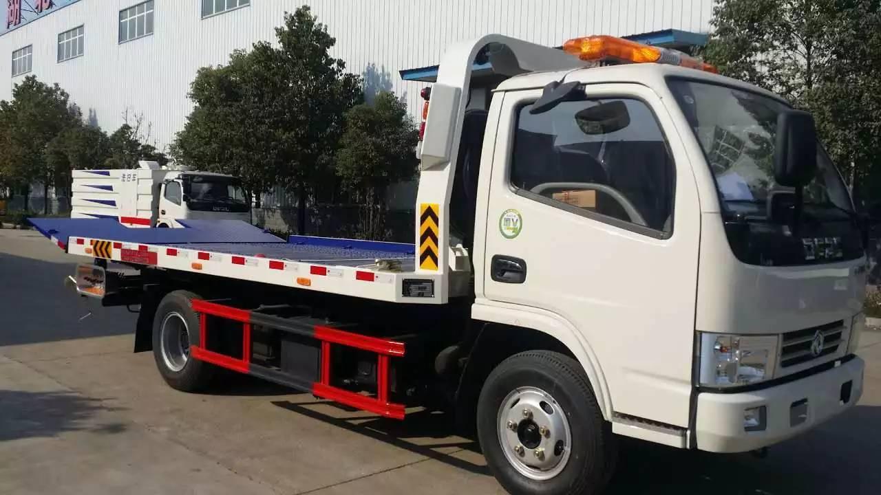 温宿县东风吸尘车专用汽车之都生产
