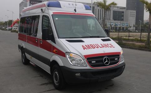 奔驰Sprinter(凌特)315高顶监护型救护车