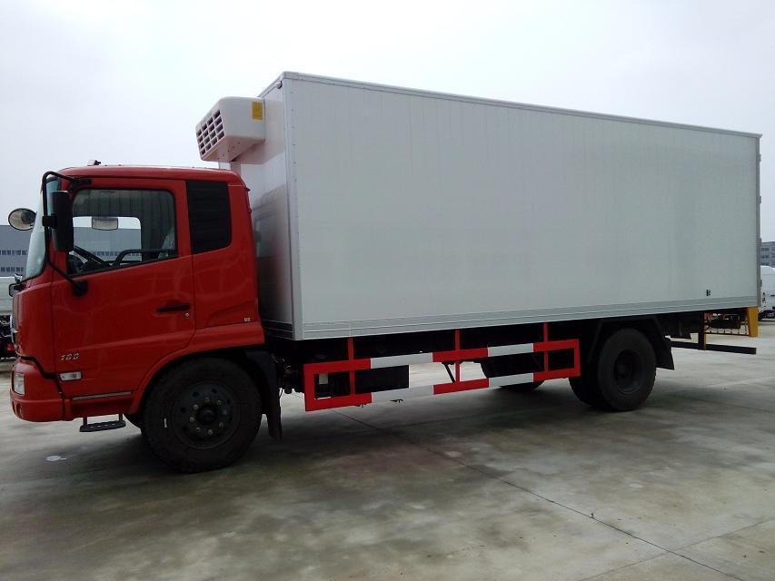 东风天龙前四后八9.6米运输冷藏车底盘配置介绍(图8)